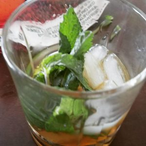 June 2017 – Summer Whiskey Cocktails
