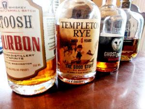 oregon whiskey, rye, jefferson's very small batch