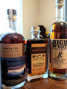 August 2018 – More Non-Kentucky (cocktail) Whiskeys