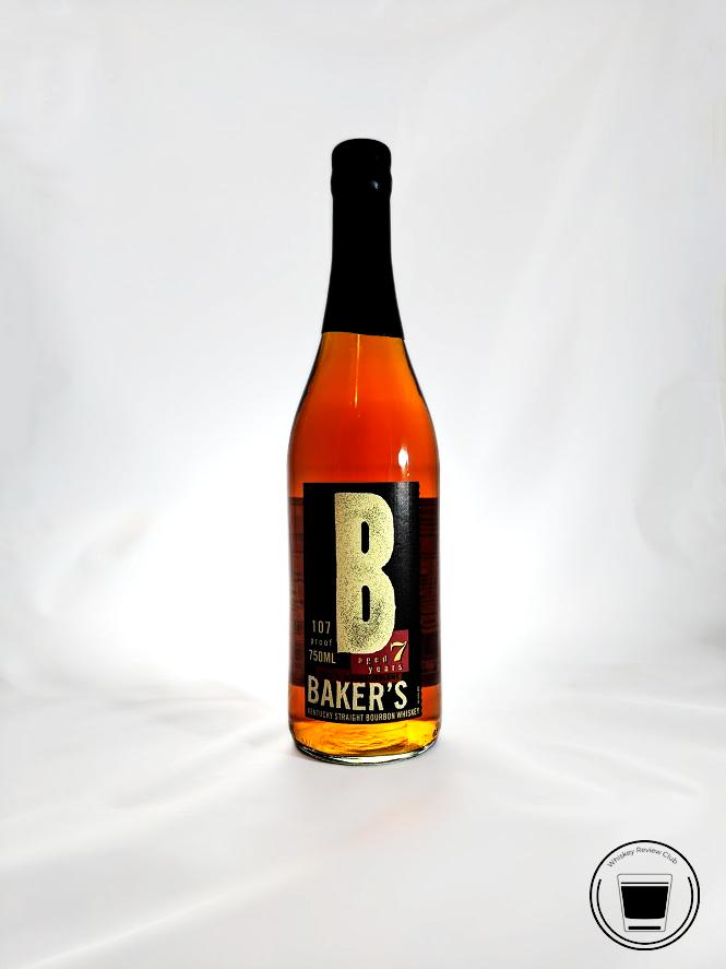 Baker's Straight Bourbon Whiskey