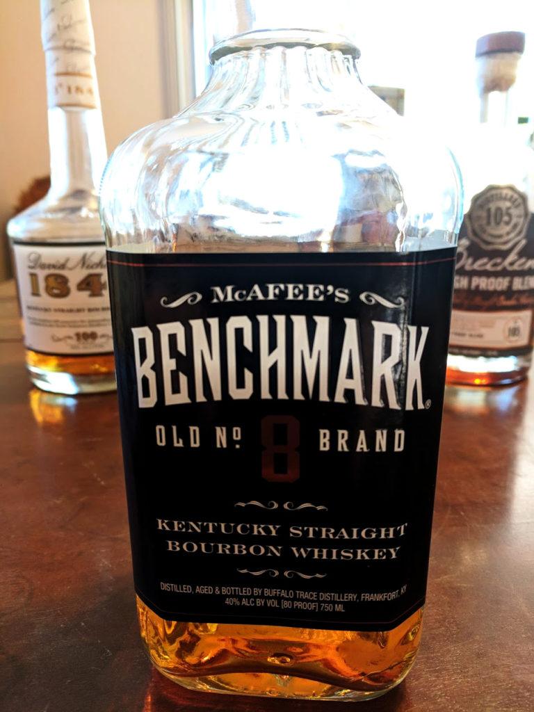 Benchmark Whiskey Old No. 8 Brand
